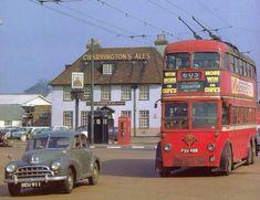 London Transport, Mode Of Transport, Public Transport, Vintage London, Old London, Routemaster, Double Decker Bus, London History, Bus Coach