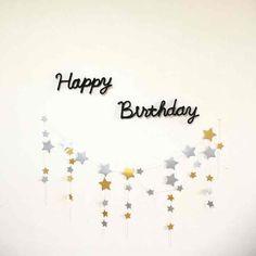 メルカリ - ♡ウールレター♡happy birthday 【インテリア小物】 中古や未使用のフリマ