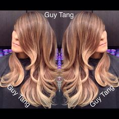 Simple ombre