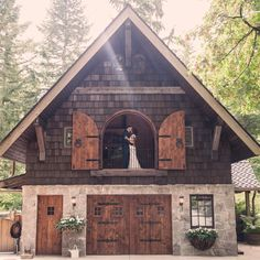Whimsical Wedding Venue Idea