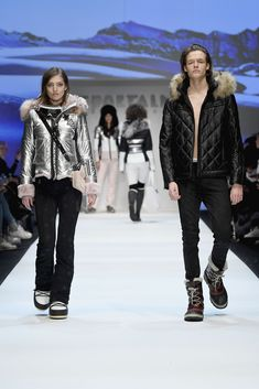 Fall Winter, Autumn, Mercedes Benz, Berlin, Punk, Style, Fashion, January, Swag