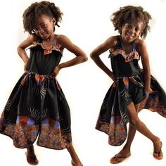 Ankara Mother & Child Collection