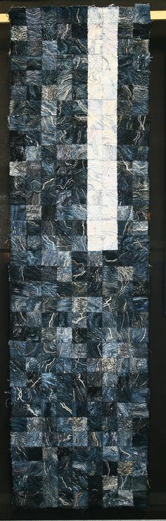 Palimp Sest Inclusion by Becca Dowsett –Winning Quilts 2017 - The Festival of Quilts 2017
