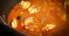 Poulet basquaise. Poulet sauté en sauce à la tomate et aux poivrons.. La recette par Chef Simon.