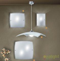 Aplica de perete, Nedda 3687 RX - Corpuri de iluminat, lustre, aplice