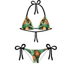 Pineapple Bikini – Smooooth clothing