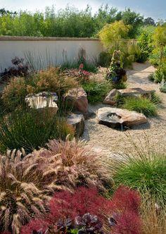 mediterranean garden feature grace design associates monarch