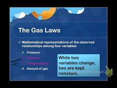 Honors Guided Notes 49 (Gas Laws Part I) - created by Miss Roake using #Doceri on an #iPad