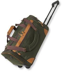 bb8c3344cc L.L. Bean L.L.Bean Sportsman s Rolling Gear Bag