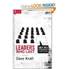 A must read for anyone in church leadership or ministry