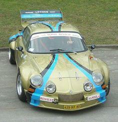 Alpine A110 Alpine Renault, Renault Sport, Old Sports Cars, Matra, Auto Retro, Mens Toys, Rally Car, Custom Cars, Concept Cars