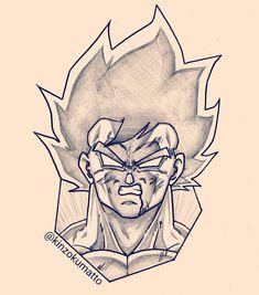 False SSJ Goku