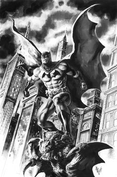 Batman by Alan Quah