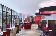 Virgin Money Lounge 6