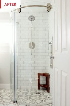 One Room Challenge: Small Bathroom Makeover Reveal! 2019 One Room Challenge: Small Bathroom Makeover Reveal! /// By Design Fixation The post One Room Challenge: Small Bathroom Makeover Reveal! 2019 appeared first on Bathroom Diy. Diy Bathroom Remodel, Bathroom Renos, Bathroom Layout, Bathroom Renovations, Bathroom Interior, Bathroom Ideas, Guys Bathroom, Small Shower Remodel, Tub Remodel