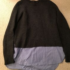 Flash sale!! alexander wang t oversized sweater | The mid, The o ...