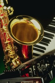 saxophone guitar piano...the three best instruments