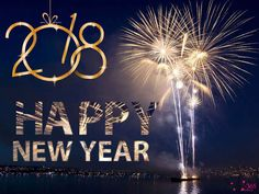 Poetry and Worldwide Wishes: Happy-New-Year-Image-Fireworks Animation-2018