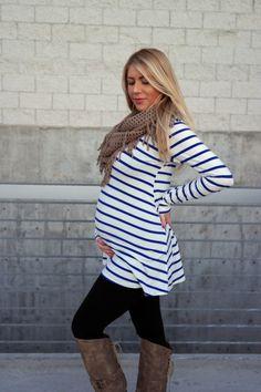 Pregnancy Style | Raspberry Glow