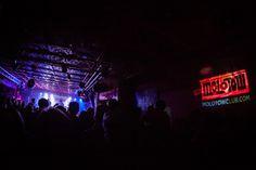 MOLOTOW MACH 3 FESTIVAL 2015. Hamburg, Germany