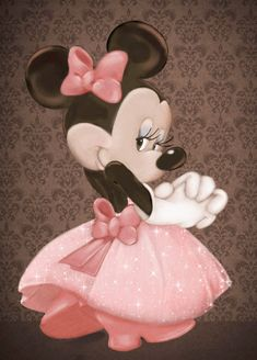 Minnie Mouse is the best!!!