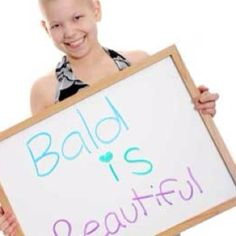Bald is beautiful~ alopecia