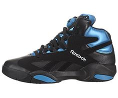 f8d2625d Reebok Shaq Attack Mens Basketball Shoes V55083 Black 10 M US. Variation:  Size (
