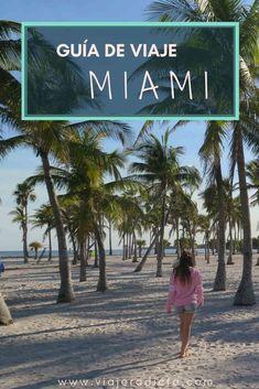 ¿Vas a viajar a Miami? Revisa esta guía con consejos y datos útiles sobre Miami. #viaje #miami