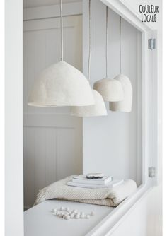 Do you know how to light your room right? Probably one of the most interesting collections I've written about lately, the lighting objects of this gallery Interior, Lighting, Interior Inspiration, Home, Lamp, Lamp Light, Lights, Home Deco, Interior Design