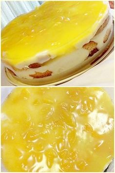 Pudding Desserts, Sweets Cake, Confectionery, Deserts, Cream, Cooking, Recipes, Food, Trifles