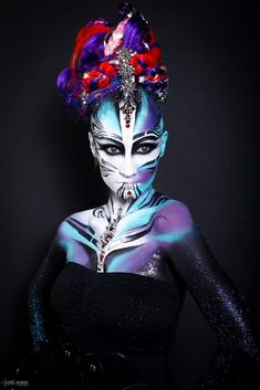 MAKE UP FOR EVER Academy 10 years celebration show - PROMO 5 - Music - MUA : Delphine DESCHATRETTE