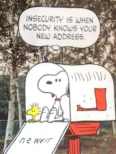 I kinda like it that way. Snoopy Comics, Cute Comics, Snoopy Love, Snoopy And Woodstock, Peanuts Cartoon, Peanuts Snoopy, Snoopy Quotes, Peanuts Quotes, Unique Mailboxes