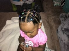 9 months old hairstyles for babies 9 months old hairstyles for babies - Hair styles for liv - Baby Hair Black Baby Girl Hairstyles, Mixed Baby Hairstyles, Cute Toddler Hairstyles, Old Hairstyles, Girls Natural Hairstyles, Ethnic Hairstyles, Flower Girl Hairstyles, Hairstyles For Babies, Teenage Hairstyles