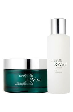 RéVive® Glycolic Renewal Peel Duo available at #Nordstrom This peel is the bomb and your skin will feel and look amazing after!