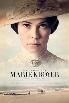 """Marie Krøyer"". I really would have wished for this movie to actually tell the story of Marie Krøyer. The story of her life, her youth, dreams and love. A life full of wealth, esteem, jealousy and admiration that ended in complete loneliness and oblivion. Instead we hear the story of her marriage to the famous painter P.S. Krøyer, and even though they truly had a very unusual partnership, it was'nt what I wanted to see. Why is the story of a strong, beautiful woman almost never enough? <3 <3…"