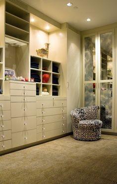 Nice dream closet