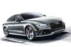 Audi RS7 Quattro Dynamic Edition. She will be mine, oh yes, she will be mine.