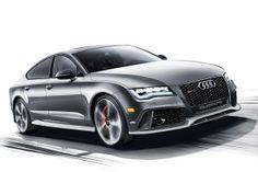 Alleen uiterlijk vertoon: Audi RS7 Quattro Dynamic Edition