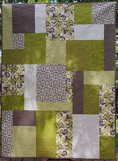 Various quilt ideas - great colour choice