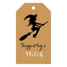 Tagged By A Witch Witch On Broomstick