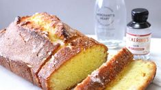 G&T cake recipe with Pickering's gin! 😋
