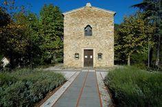 Seborga (IM) - Cappella di San Bernardo http://ift.tt/2jJk1xI