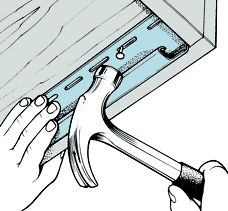 How to Install Vinyl Siding in 23 Steps - Tips on Vinyl Siding Installation Siding Repair, Exterior Siding, Wood Siding, House Trim, House Siding, Cheap Basement Remodel, Basement Remodeling, Bathroom Remodeling, Remodeling Ideas
