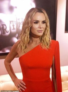 Exclusive: Amanda Holden, 48, confirmed to MailOnline that on June 3rd she will be joining...