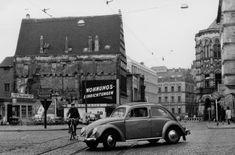 Wilhelm Ii, Kaiser Wilhelm, Restaurant, Germany, Street View, Europe, Vintage Advertisements, World War Two, Ruins