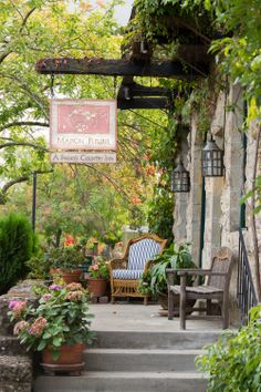 Beautiful French country inn ~Yountville, California