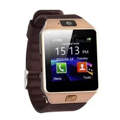Buy DZ09 Smart Watch with Phone Camera Bluetooth MMC (Gold) online at Lazada Malaysia. Discount prices and promotional sale on all Smart Watches. Free Shipping.