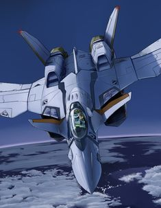 VF-11C in low orbit