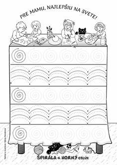 Diy And Crafts, Day, Preschool Printables