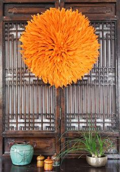 Orange Inspiration and Color Theory / The English Room Blog